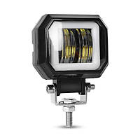 Противотуманные фары LED 20W, 2000 Lm , ближний свет, jeep, atv, квадроцикл,
