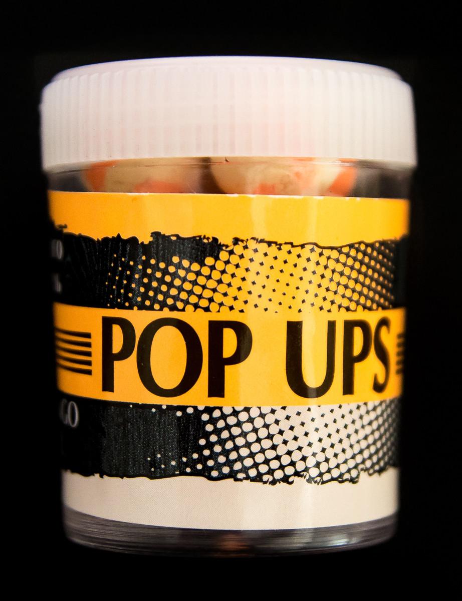 Бойлы POP UPS |Манго криль| 10mm