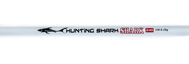 Спиннинг штекерный Feima Hunting Shark 5-25g 2.40m, фото 3