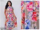 Женское платье Фабрика Моды 54-64 размера №6113, фото 2