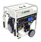 Двухтопливный однофазный генератор ESTAR EМ 7000E LPG