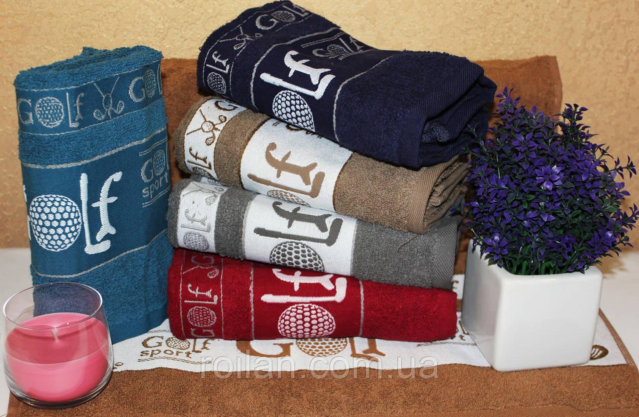 Метровые турецкие полотенца Gulcan GOLF