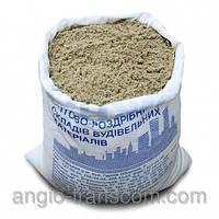 Песок речной  в мешках  50 кг  Винница