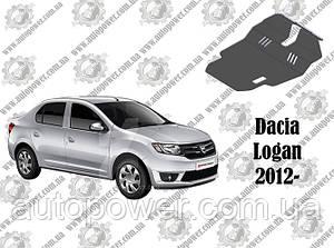Защита Dacia Logan 2012-