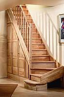 Лестницы из дерева. Чердачная лестница. Винтовая лестница. Лестницы из дуба. Лестничные ступени.