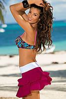 Модная пляжная юбка M 334 MILA (в расцветках), фото 1