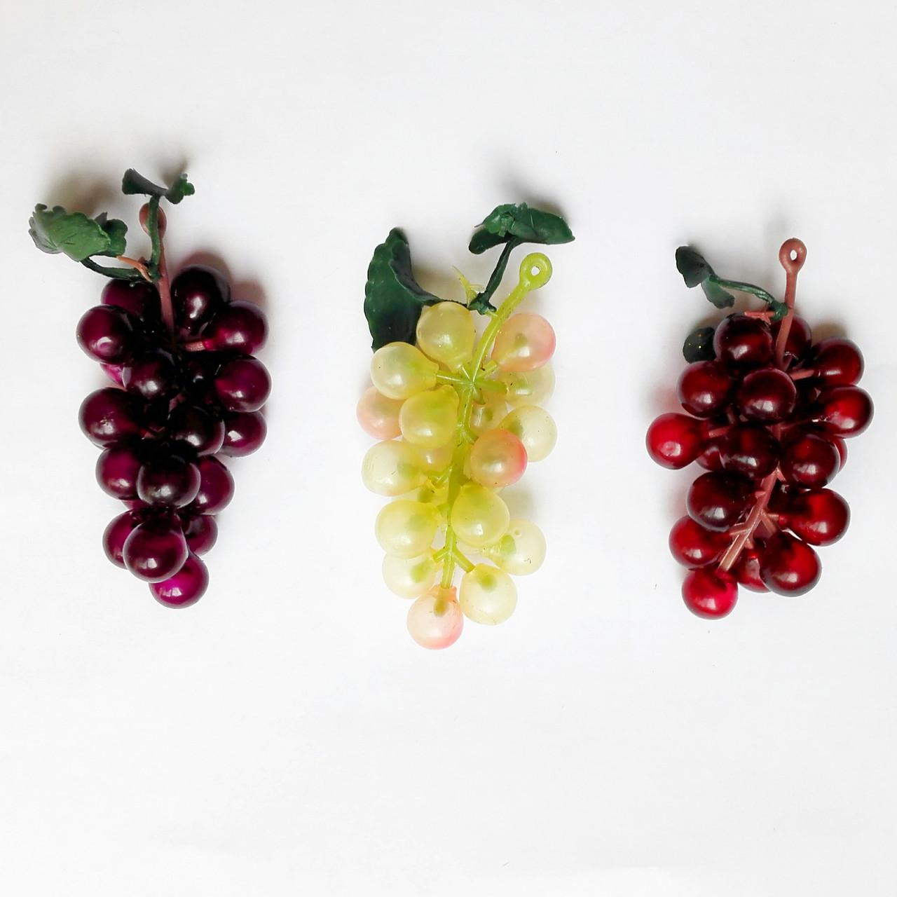 Виноград искусственный  7см (Смородина)