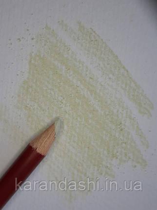 Карандаш пастельный Pastel (P490), Оливковый бледный, Derwent, фото 2