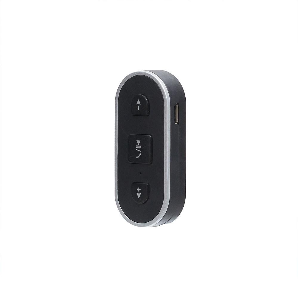 Bluetooth адаптер BT380 AUX в авто, Black