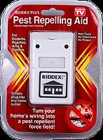 Электромагнитный отпугиватель грызунов и насекомых RIDDEX PLUS, фото 1