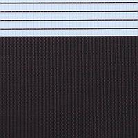 Готові рулонні штори Тканина ВН DN-203 Коричнево-чорний