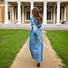 Современное женское платье вишиванка Отаманша, фото 4