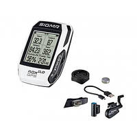 Велокомпьютер Sigma Sport ROX GPS 11.0 SET, навигация