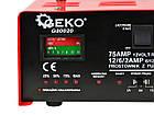 Автомобильное зарядно-пусковое устройство Geko G80020, фото 5