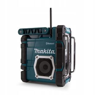 Аккумуляторный радиоприемник Makita DMR 108