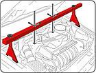 Балка для подвешивания двигателя Yato 500кг, фото 2