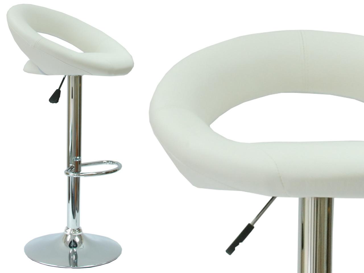 Барный стул белый Vini