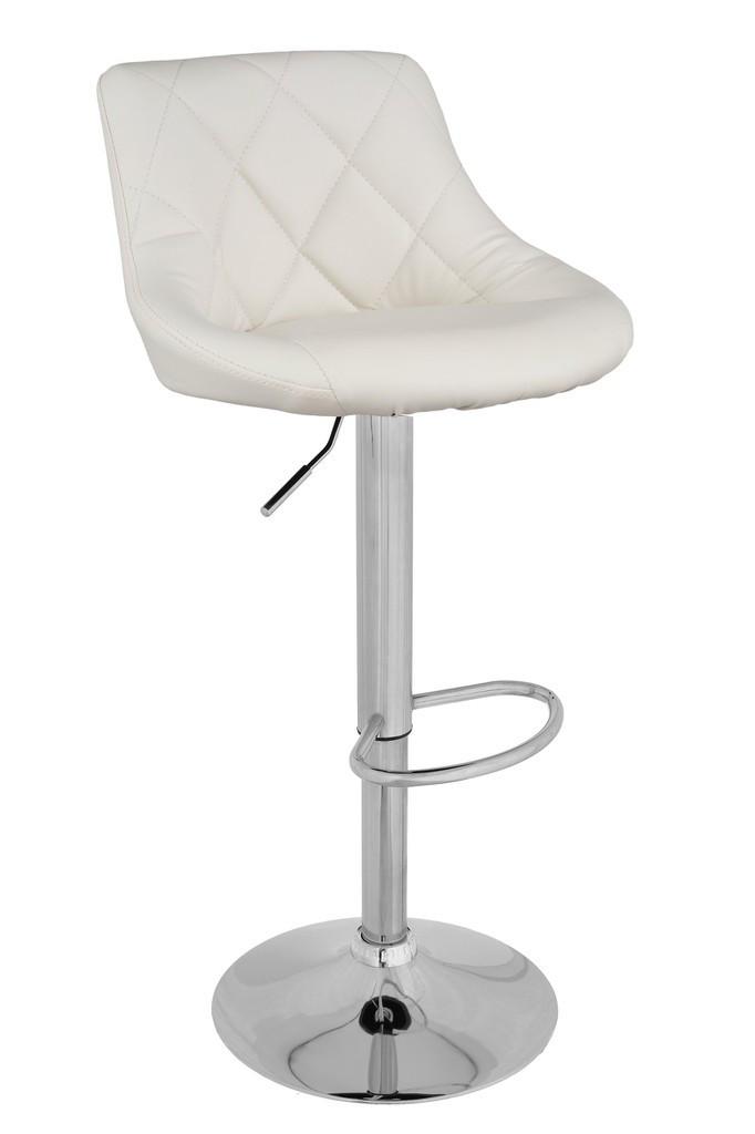 Барный стул оборотный UTC-859 Белый