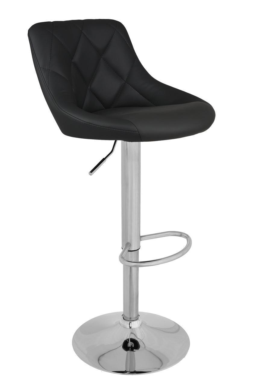 Барный стул оборотный UTC-859 Черный