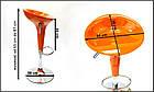 Барный стул оранжевый Martino, фото 4