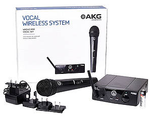 Безпроводная вокальная радиосистема AKG WMS 40 MINI VOCAL