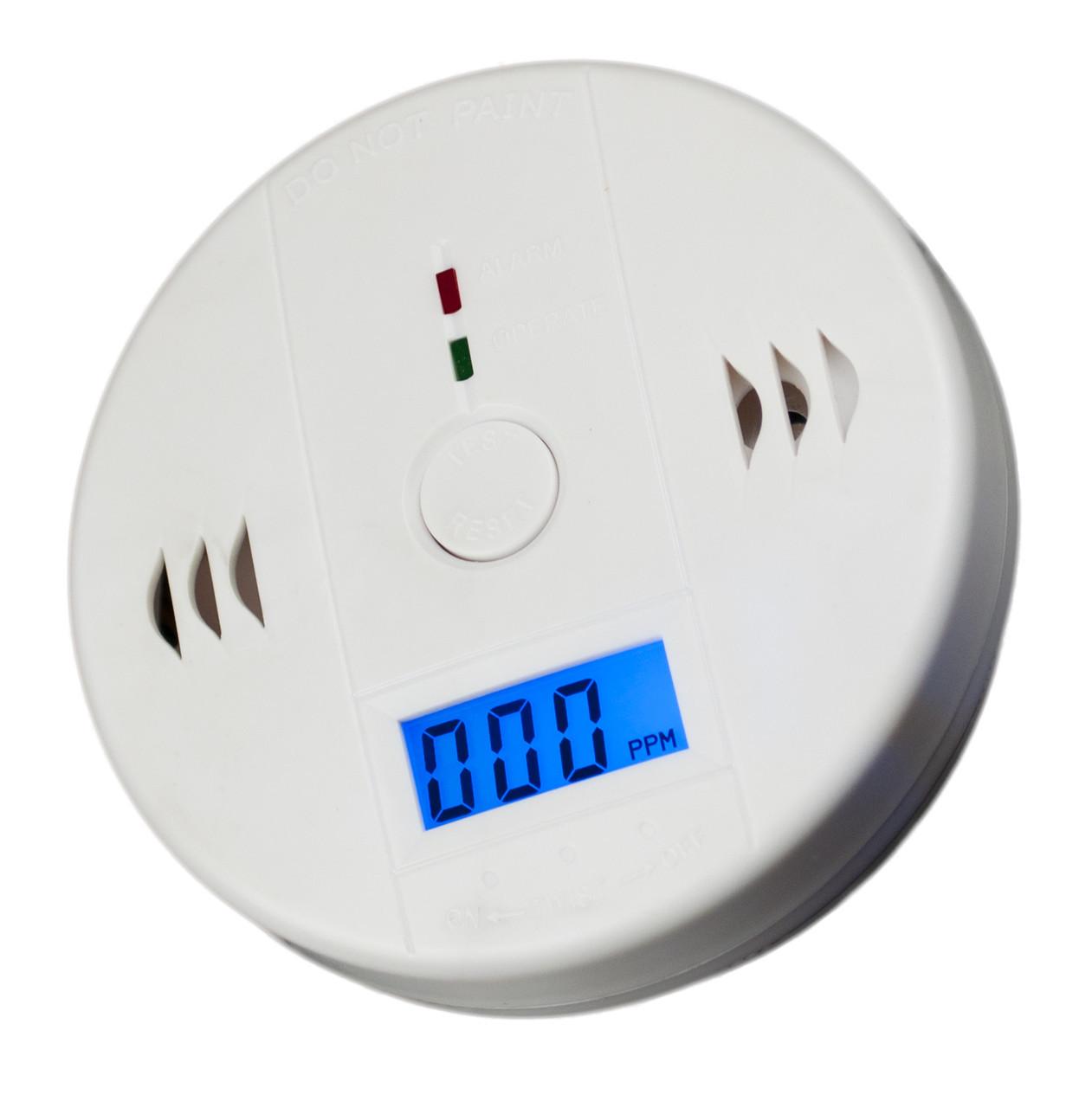 Безпроводной датчик угарного газа