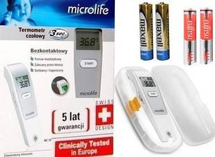 Бесконтактный термометр MICROLIFE NC 150
