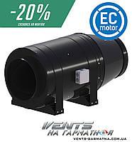 Вентс ТТ Сайлент-МД 355-1 ЕС. Шумоизолированный вентилятор с ЕС-мотором