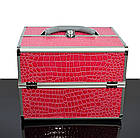 Большой набор для наращивания ногтей гелем в чемодане La Lill, фото 4