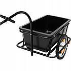 Велоприцеп грузовой / Прицеп для велосипеда, фото 3
