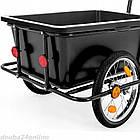 Велоприцеп грузовой / Прицеп для велосипеда, фото 6