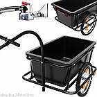 Велоприцеп грузовой / Прицеп для велосипеда, фото 7