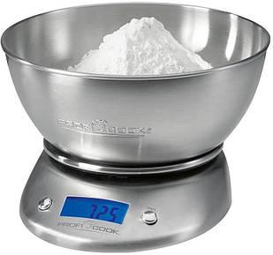 Весы кухонные Profi Cook PC-KW 1040