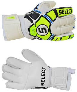 Вратарские перчатки  SELECT 34 HAND GUARD 7 размер