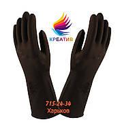 Перчатки КЩС плотные (80/50) (от 50 шт.)
