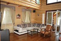 Выбор штор для загородного дома