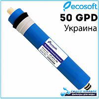 Мембрана Ecosoft 50GPD для фильтра обратного осмоса