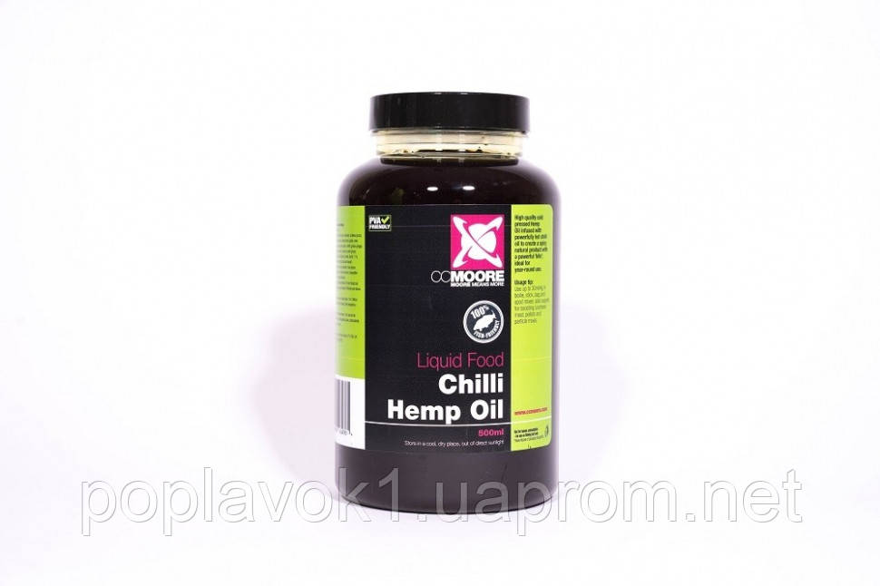 Ликвид CC Moore Chilli Hemp Oil 500мл