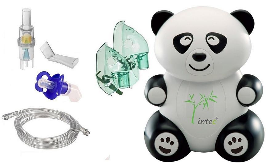 Детский ингалятор INTEC PANDA CN02WF2