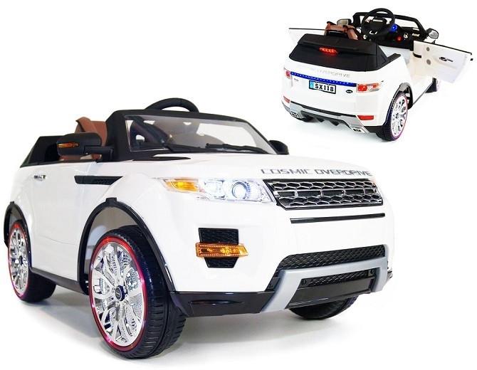 Детский электромобиль Cosmic Overdrive