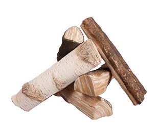 Дрова для биокамина керамические