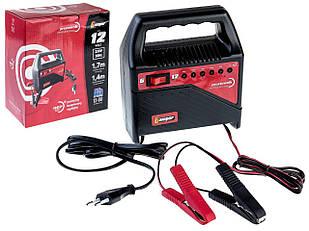 Зарядное устройство для автомобильного аккумулятора 6В/12В преобразователь