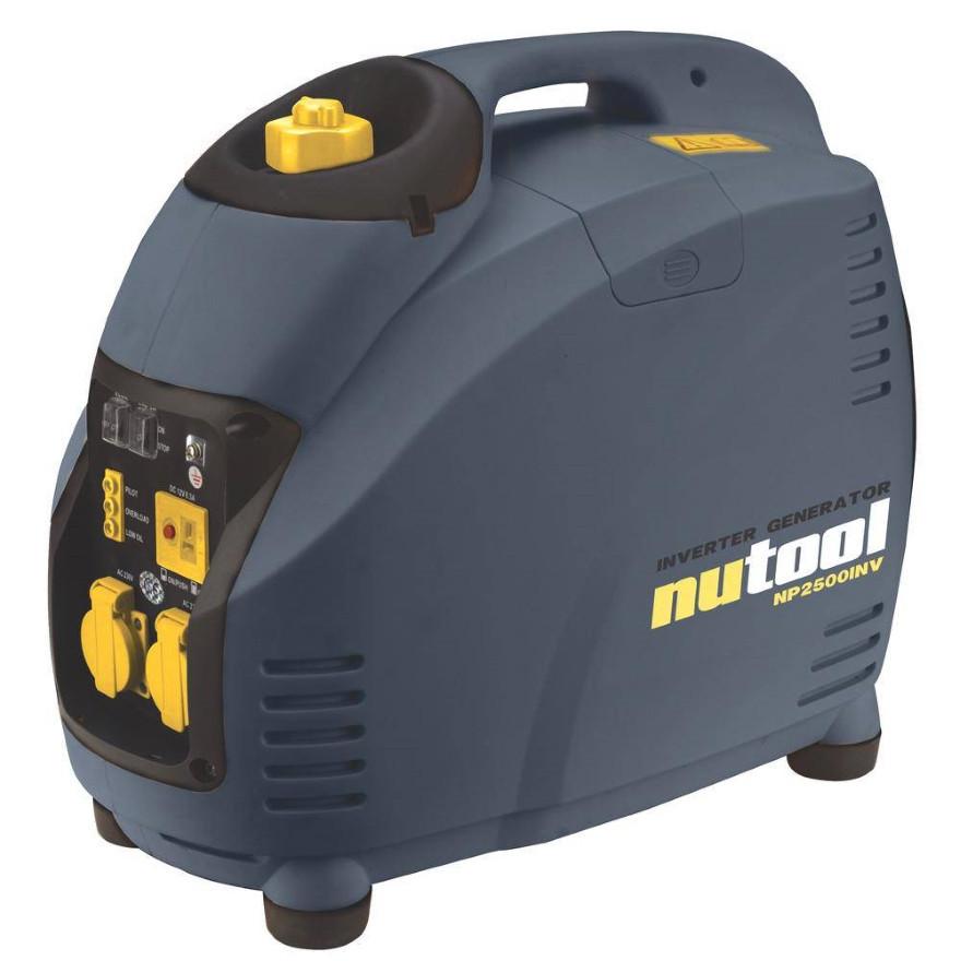 Инверторный генератор купить Nutool NP2500INV