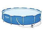 Каркасный бассейн BestWay 366x76cm 15in1 Set, фото 2