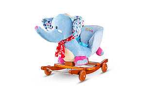 Каталка-качалка слоник 3 в 1 Tobi Toys