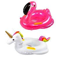 Лодочка с ножками фламинго, единорог с ручками, BT-iG - 0068