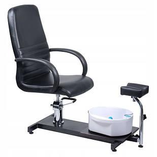 Косметическое Кресло для педикюра BW-100 black
