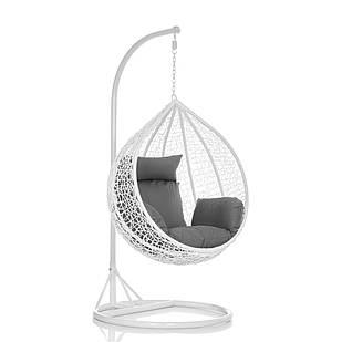 Кресло-качалка подвесное  для сада