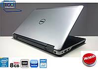 "Ноутбук Dell Latitude E6540 15.6"" IntelCORE i5/8GB/SSD120GB Отличное состояние с Гарантией"
