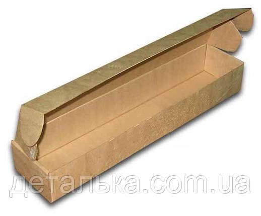 Самозбірні картонні коробки 1200*190*65 мм., фото 2